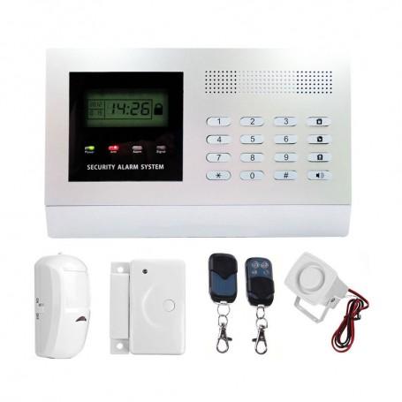 Pilot Guards (PGST)Alarma wireless GSM PG-700