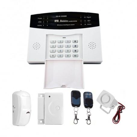 Pilot Guards (PGST)Alarma wireless PD-906 in limba romana