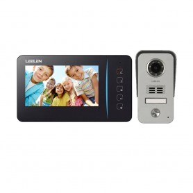 LeelenVideointerfon Leelen N60 negru, camera Nr.15