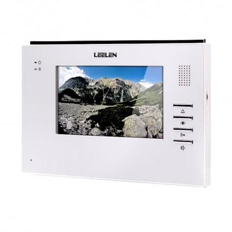 LeelenPost interior videointerfon Leelen V23 aluminiu