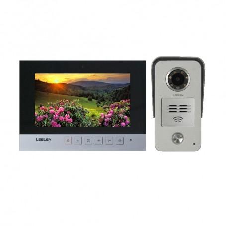 LeelenVideointerfon Leelen N75B cu memorie, camera Nr.15 + ID
