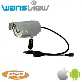 HiWatchCAMERA TURBOHD DOME 2MP 2.8MM IR20M