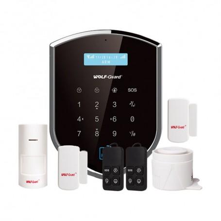 Wolf-GuardAlarma wireless 3G GSM + PSTN Wolf-Guard YL-007WM2