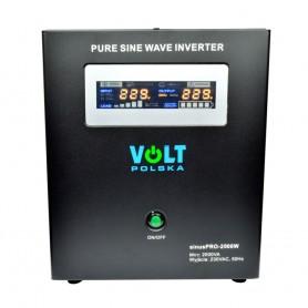 VOLTUPS centrale termice VOLT sinus PRO-2000W 2000VA 1400W