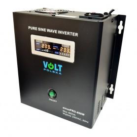 UPS centrale termice UPS centrale termice VOLT sinus PRO-800W 800VA 500W VOLT