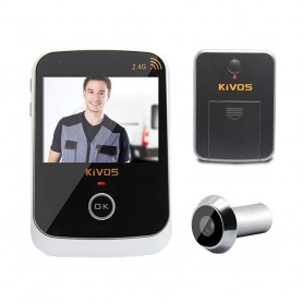 Videointerfoane Kivos KDB307 Videointerfon Wireless cu Vizor Kivos
