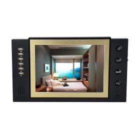"""TONGWEIPost interior videointerfon 8"""" color cu inregistrare Tongwei DP-889R"""