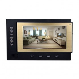 """TONGWEIPost interior videointerfon 7"""" color cu inregistrare Tongwei DP-701R"""