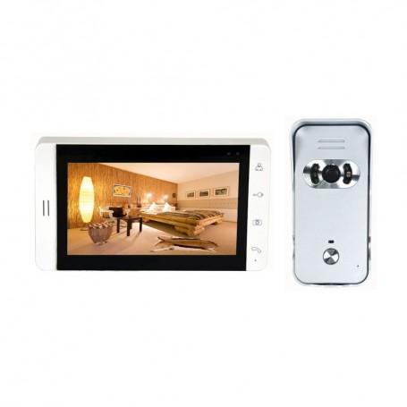 """TONGWEIVideointerfon wireless 7"""" Tongwei DP-705RW"""