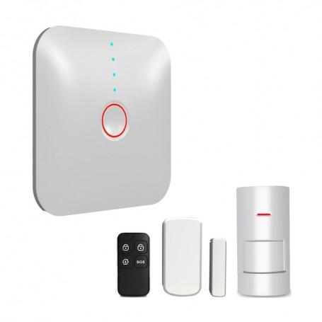 Wolf-GuardWolf-Guard YL-007WS1N Sistem de Alarma Wireless WiFi