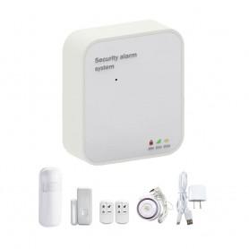 Pilot Guards (PGST)Sistem de alarma wireless Wifi PN-601