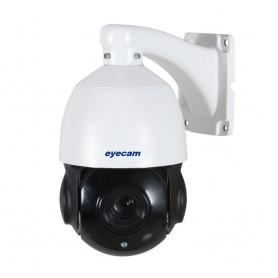 EyecamCamera IP Speed Dome PTZ full HD Sony 60M Eyecam EC-1365