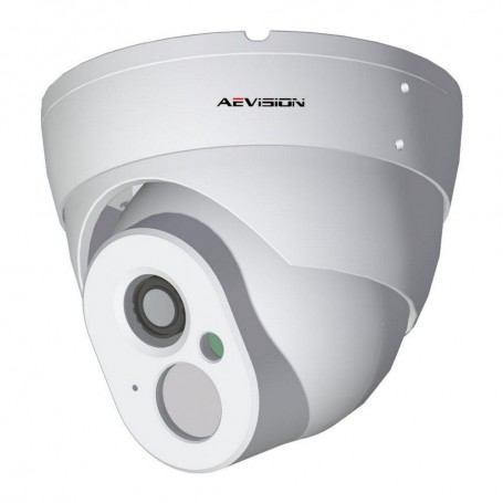 Camere Supraveghere Camera IP Dome 5MP 4mm IR 15M Aevision AE-501B86HJ-0104 AEVISION
