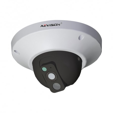 AEVISIONCamera 4-in-1 Dome 1080P 4mm IR 15M Aevision AC-205B61H-0104