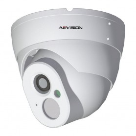 AEVISIONCamera 4-in-1 Dome 1080P 4mm IR 15M Aevision AC-205B86H-0104