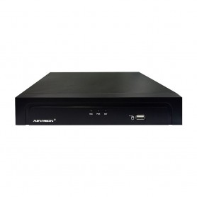 AEVISIONDVR 4 Canale Pentabrid 5 in 1 XVR 1080P 3MP Aevision AC-X7004P-2M