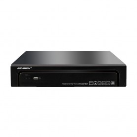 AEVISIONNVR 4 Canale 4K/5MP/3MP/2MP Aevision N6100-4EX