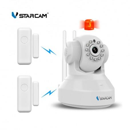VSTARCAMKIT SISTEM SUPRAVEGHERE VSTARCAM C37-AR-TZ