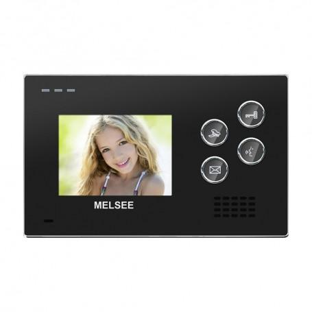 "MelseePOST INTERIOR VIDEOINTERFON 4.3"" MELSEE MS402C"