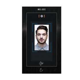 """MelseePOST EXTERIOR VIDEOINTERFON TCP/IP 10.1"""" COD ACCES ANDRIOD MELSEE MS316C-03"""