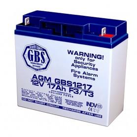 TEDACUMULATOR AGM VRLA 12V 17AH A0058604 TED ELECTRIC