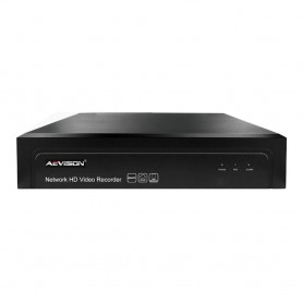 AEVISIONNVR 8 canale 5MP POE Aevision AS-NVR8000-A01S008P-C1