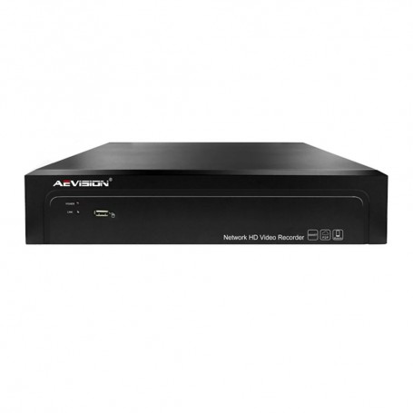 AEVISIONNVR 32 canale 4K Aevision AS-NVR8000-B04S032-C2