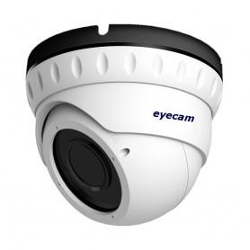 EyecamCamera IP dome 5MP POE 5X Sony Starvis Eyecam EC-1412