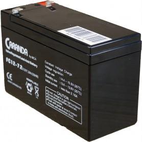 Baterii si acumulatori Baterie VRLA Caranda 12V 7.2A Caranda