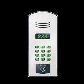 ELECTRAPanou exterior audio Electra PASS Analogic pentru blocuri PES.A255