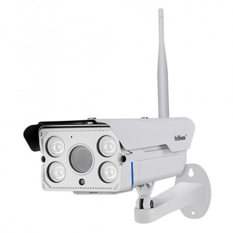 SricamCamera supraveghere wireless 1080P audio slot card IR 30m 6mm Sricam SH027