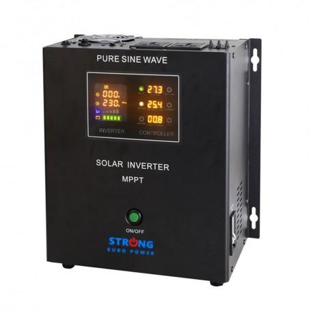 copy of Invertor solar hibrid MPPT Strong Euro Power 300W 12VDC