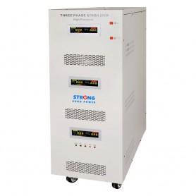 Strong Euro PowerStabilizator tensiune cu servomotor Strong 100KVA 182V-520V trifazic