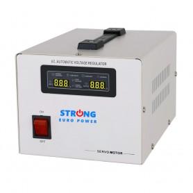 Strong Euro PowerStabilizator tensiune cu servomotor Strong 1000VA 130V-260V monofazic