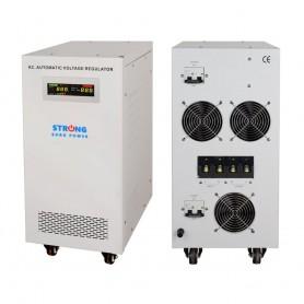 Strong Euro PowerStabilizator tensiune cu servomotor Strong 20KVA 105V-300V monofazic