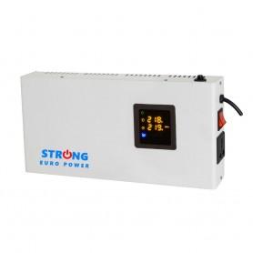 Strong Euro PowerStabilizator tensiune Strong 1500VA 100V–260V cu releu
