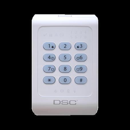 Tastatura cu LED-uri - DSC PC1404RKZW