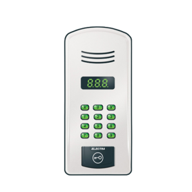 Panou exterior audio, semiduplex, conexiune analogica PES.A255-I