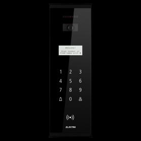 Panou exterior video SMART pentru blocuri - ELECTRA VPM.BSR02.ELB04