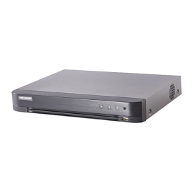 DVR 4 canale video 4MP lite, AUDIO HDTVI over coaxial - HIKVISION DS-7204HQHI-K1(S)
