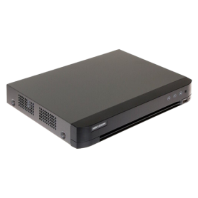 DVR AcuSense 4 ch. video 4MP, Analiza video, 1 ch. audio - HIKVISION iDS-7204HQHI-M1-S