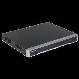 NVR 4K, 8 canale 12MP + 8 porturi PoE - HIKVISION DS-7608NI-I2-8P