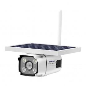 Camera IP Solara 4G LTE cu Baterie 2MP Eyecam C80