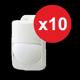 PACHET 10 buc. - Detector de miscare PIR RXC-ST RXC-ST-10