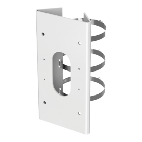 Adaptor montaj stalp pentru camere si doze - HIKVISION DS-1475ZJ-SUS