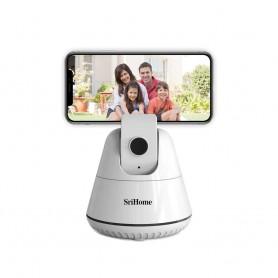 Suport Selfie Rotativ 355° pentru Smartphone Urmarire Obiect Auto-tracking Sricam SriHome SH006