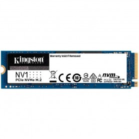 Kingston 2TB NV1 M.2 2280 NVMe SSD, up to 2100/1700MB/s, EAN: 740617316889