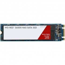 SSD WD Red (M.2, 2TB, SATA III 6 Gb/s)
