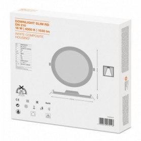 PANOU LED LEDVANCE 18W 4058075079113