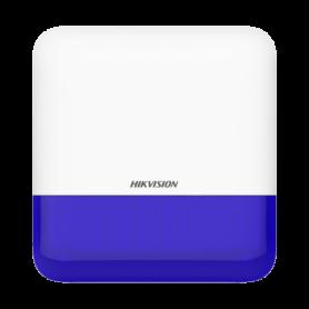 Sirena wireless AX PRO de exterior cu flash, led albastru, 868Mhz - HIKVISION DS-PS1-E-WE-B